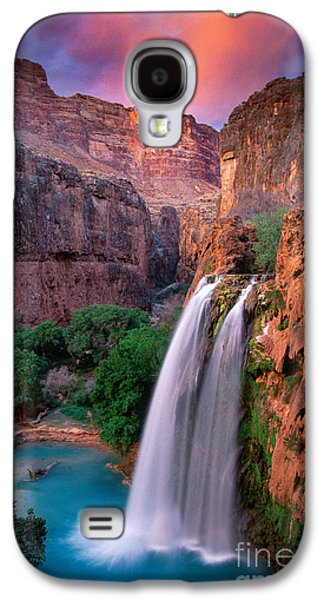 Grand Canyon Galaxy S4 Case - Havasu Falls by Inge Johnsson