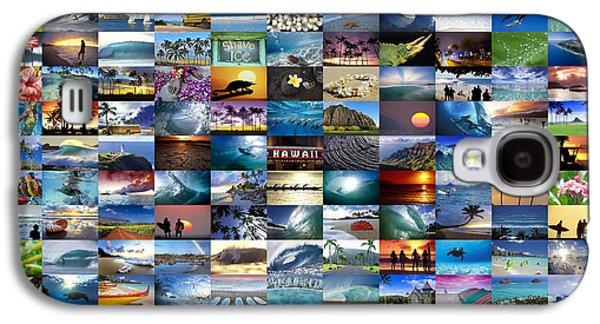 One Hawaiian Mixed Plate Galaxy S4 Case by Sean Davey