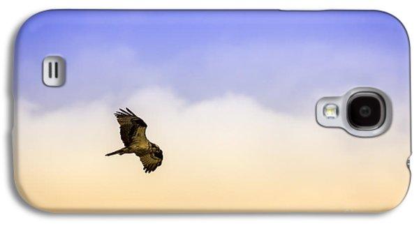 Hawk Over Head Galaxy S4 Case