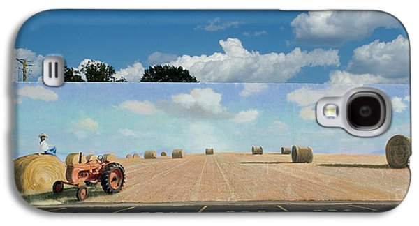 Haybales - The Other Side Of The Tunnel Galaxy S4 Case