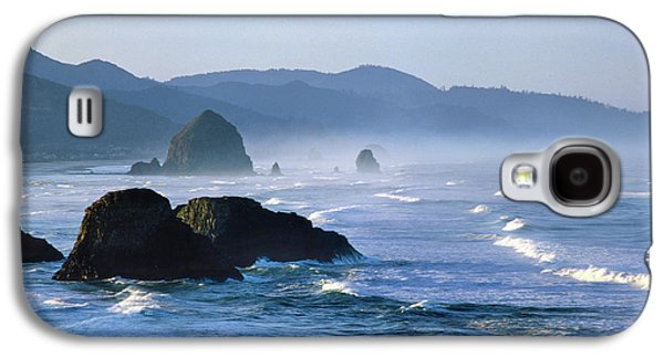 Haystack Rocks In Cannon Beach Galaxy S4 Case