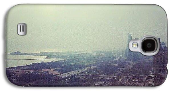Architecture Galaxy S4 Case - Hazy Morning by Jill Tuinier