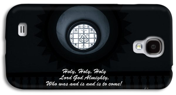 He Is Coming - Revelation 4  8 Galaxy S4 Case by Ella Kaye Dickey