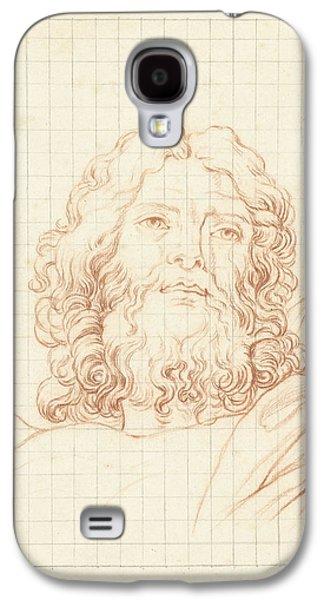 Head Of Resurrecting Christ, Bernard Picart Galaxy S4 Case