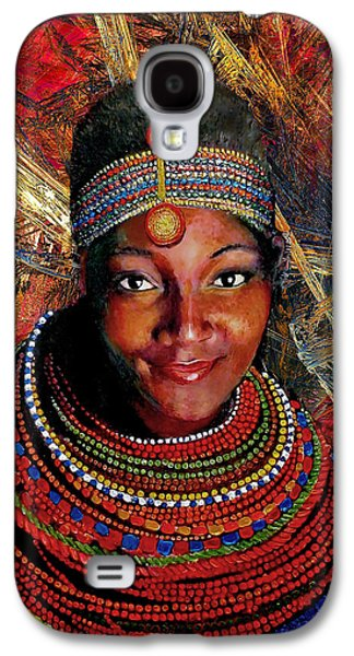 Heart Of Africa Galaxy S4 Case by Michael Durst
