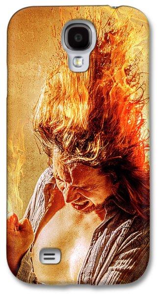 Heat Miser Galaxy S4 Case
