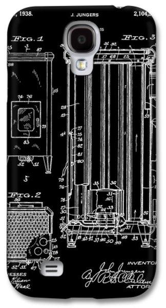 Heater Galaxy S4 Case by Dan Sproul
