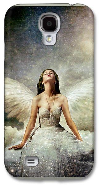Heavenly Galaxy S4 Case by Linda Lees