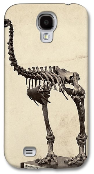 Heavy-footed Moa Galaxy S4 Case