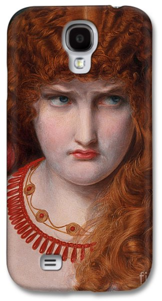 Helen Of Troy Galaxy S4 Case by Anthony Frederick Augustus Sandys