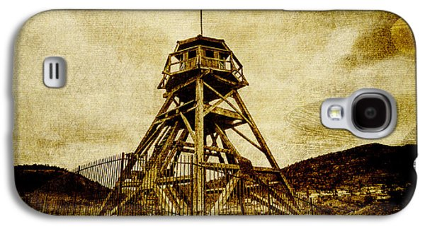 Helena-montana-fire Tower Galaxy S4 Case