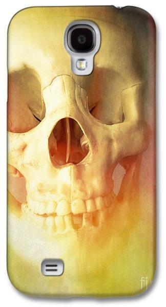 Hell Fire Galaxy S4 Case by Edward Fielding