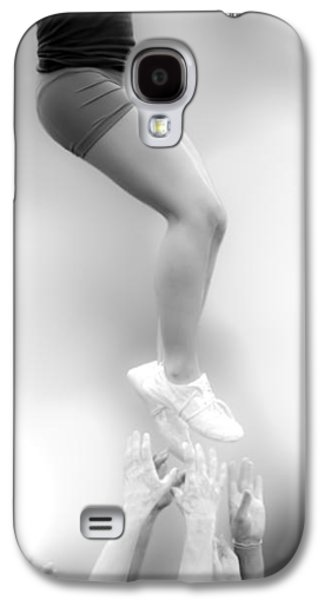 Helping Hands Galaxy S4 Case by Bob Orsillo