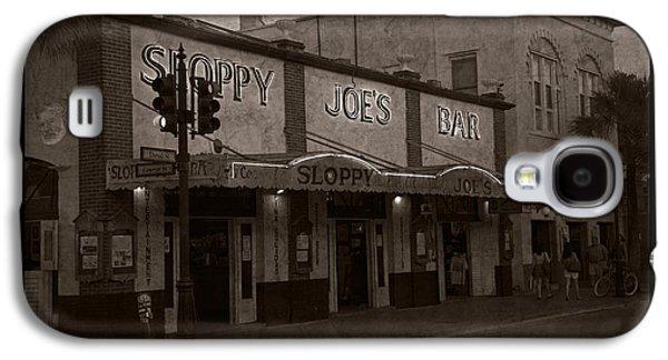 Hemingway Was Here Galaxy S4 Case by John Stephens