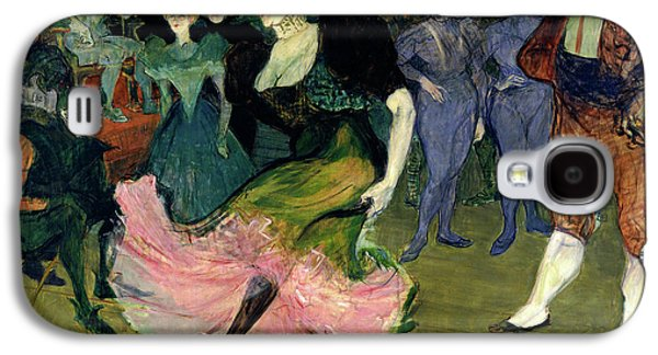 Henri De Toulouse-lautrec, Marcelle Lender Dancing Galaxy S4 Case by Litz Collection