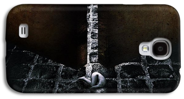 Her Fears Galaxy S4 Case by Stelios Kleanthous