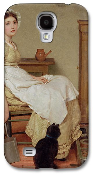 Her First Place Galaxy S4 Case by George Dunlop Leslie