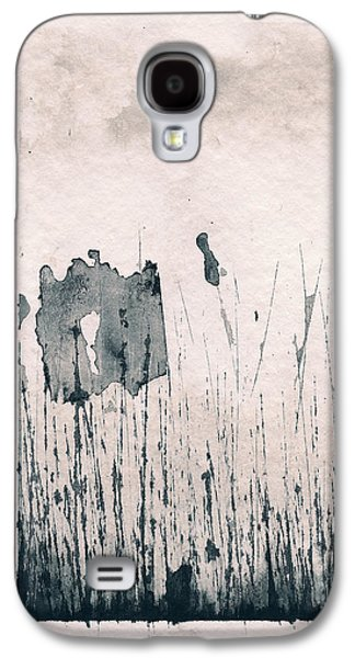 Galaxy S4 Case featuring the painting Herbes Souillees by Marc Philippe Joly