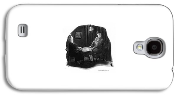 Here I Am, Dear Galaxy S4 Case