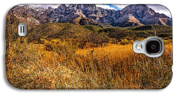Galaxy S4 Case featuring the photograph Here To There by Mark Myhaver