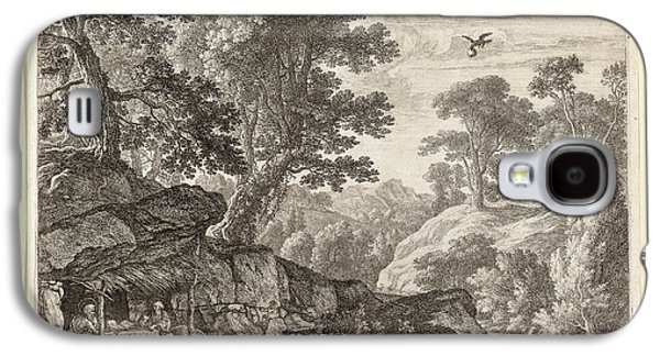 Herman Van Swanevelt, Saint Paul And Saint Anthony Fed Galaxy S4 Case