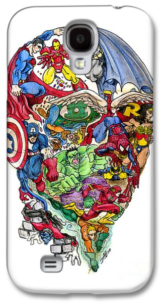 Heroic Mind Galaxy S4 Case