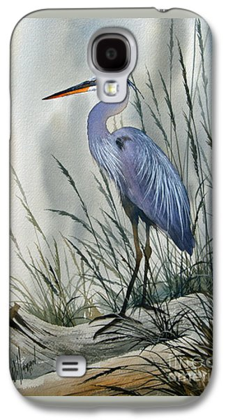 Herons Sheltered Retreat Galaxy S4 Case