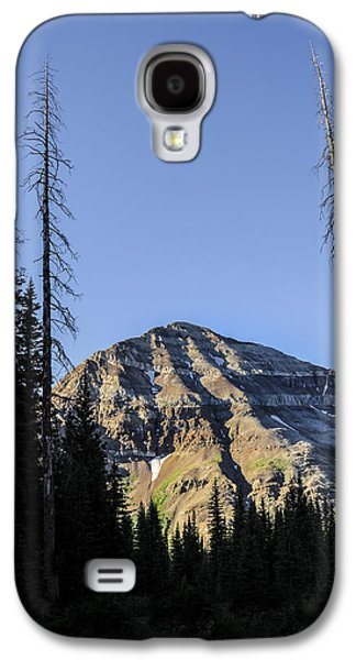 Hesperus Mountain Galaxy S4 Case by Aaron Spong