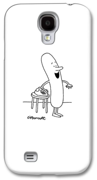 Hey, Everybody, We're Invited To A Cookout! Galaxy S4 Case