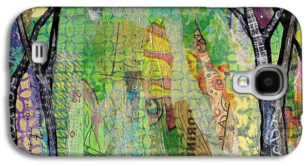 Hidden Forests II Galaxy S4 Case by Shadia Derbyshire