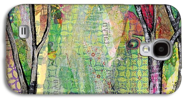 Hidden Forests IIi  Galaxy S4 Case by Shadia Derbyshire