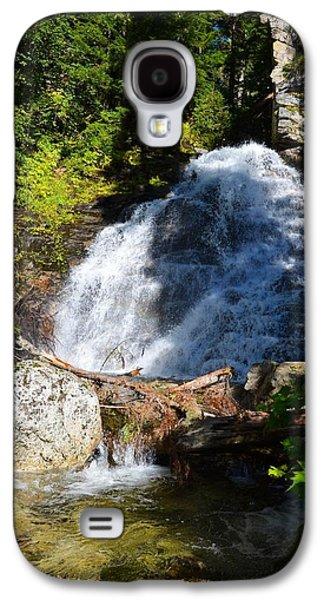 Hidden Waterfall 4 Galaxy S4 Case by Randy Giesbrecht