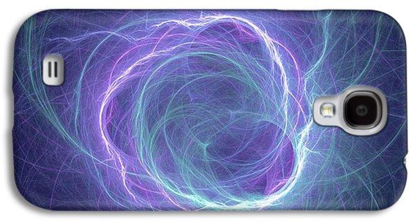 Higgs Field Galaxy S4 Case