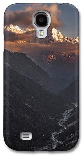 High Above Galaxy S4 Case