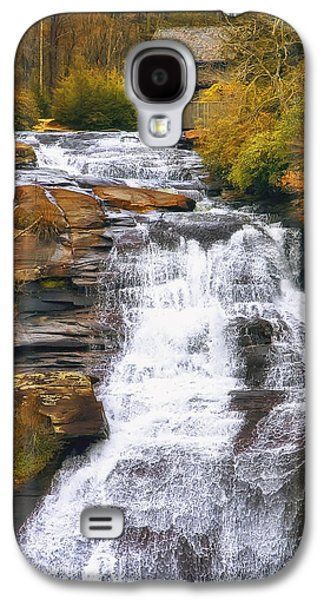 High Falls Galaxy S4 Case by Scott Norris