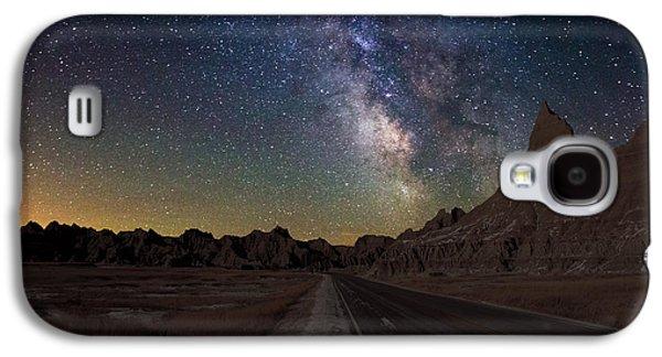 Highway To Galaxy S4 Case by Aaron J Groen