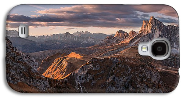 Highways And Byways Galaxy S4 Case