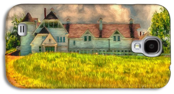 Hilltop Farm Galaxy S4 Case