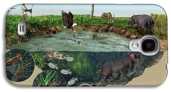 Hippopotamus Ecological Impact Galaxy S4 Case