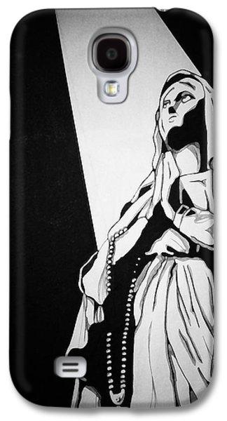 His Light Galaxy S4 Case by Jerrett Dornbusch