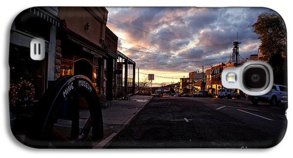 Historic Jerome Arizona Sunrise Galaxy S4 Case