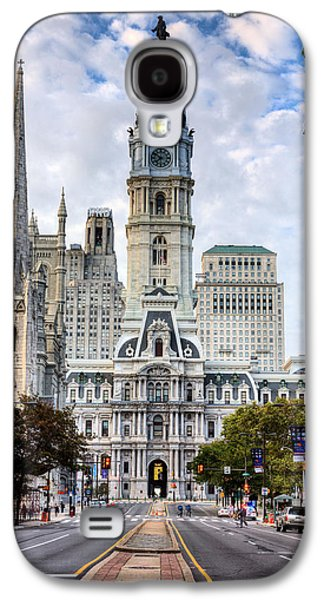 Historic Philly Galaxy S4 Case by JC Findley