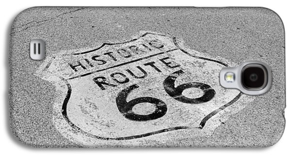 Historic Route 66 Galaxy S4 Case by Kay Pickens