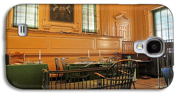 July 4 Galaxy S4 Case - Historic Supreme Court by Olivier Le Queinec