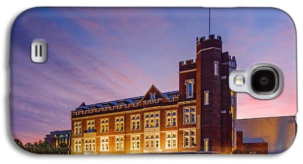 Marquette Galaxy S4 Case - Historic Thomas Hall At Loyola University - New Orleans Louisiana by Silvio Ligutti