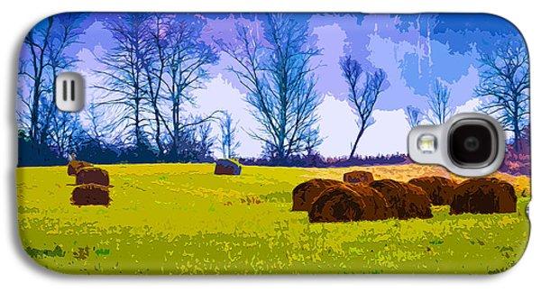 Hocking Hills 10 Galaxy S4 Case by Brian Stevens