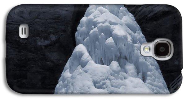 Hocking Hills State Park In Winter Galaxy S4 Case