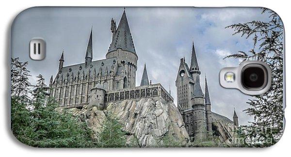 Hogswarts Castle  Galaxy S4 Case