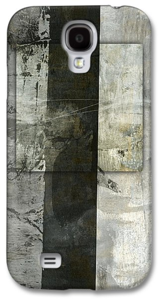 Holding It In Galaxy S4 Case by Carol Leigh
