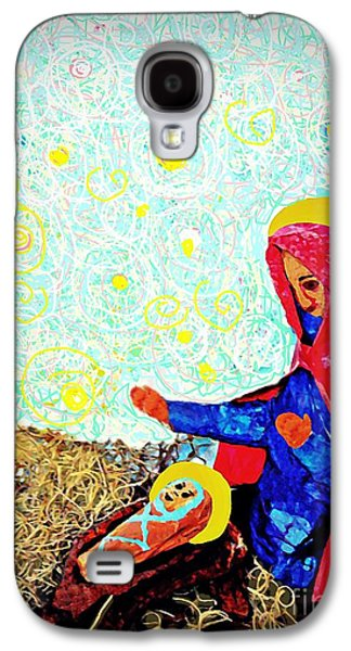 Holy Night Galaxy S4 Case